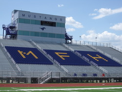 Marble Falls High School Stadium